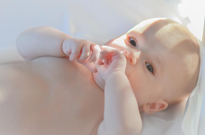 fotografowanie noworodka