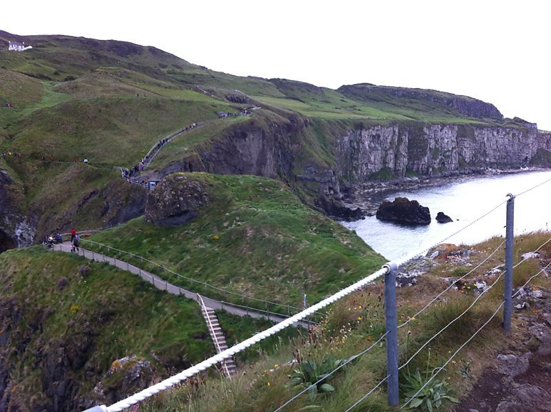 wyprawa do Irlandii Północnej