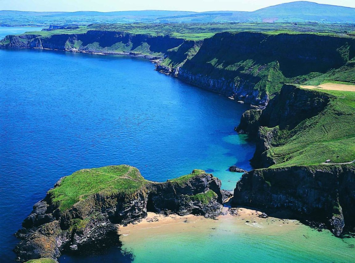 wycieczka do Irlandii Północnej