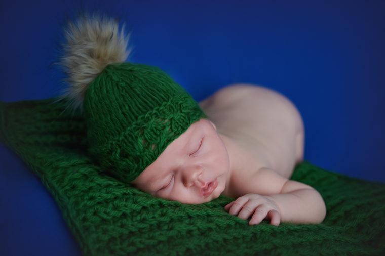 noworodkowe fotografie